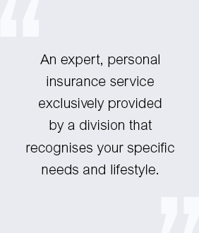 Private Clients Insurance quote