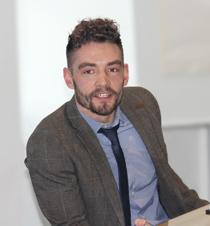 Meet Joe Harrison - Corporate Operations Manager