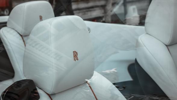 Rolls-Royce classic car