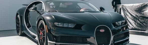 Bugatti Divo Insurance Client