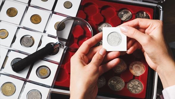 Coin Collector Insurance