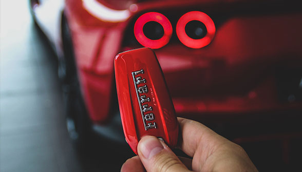 specialist insurance for Ferrari owners