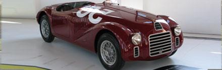 Very Rare Ferrari 125S