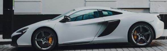 McLaren P1 Supercar insurance