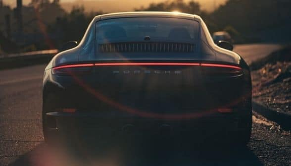 Insurance for Porsche drivers