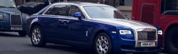 Rolls-Royce Phantom Insurance