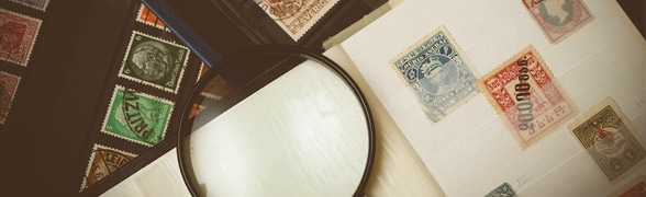 Insurance to cover Stamp collections