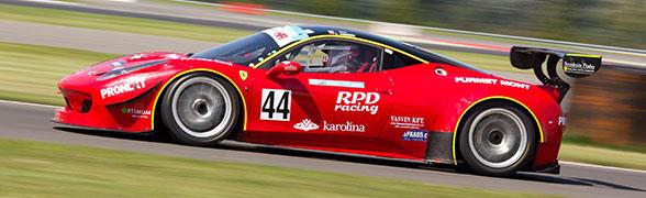 Tollgate Private Clients Motorsport Insurance